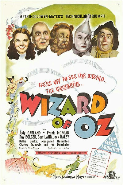 401px Wizard of oz movie poster