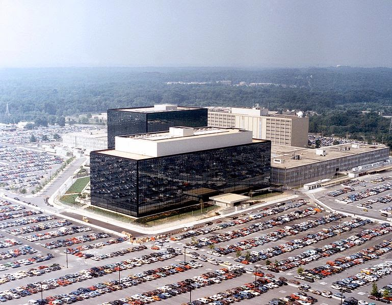 769px National Security Agency headquarters Fort Meade Maryland