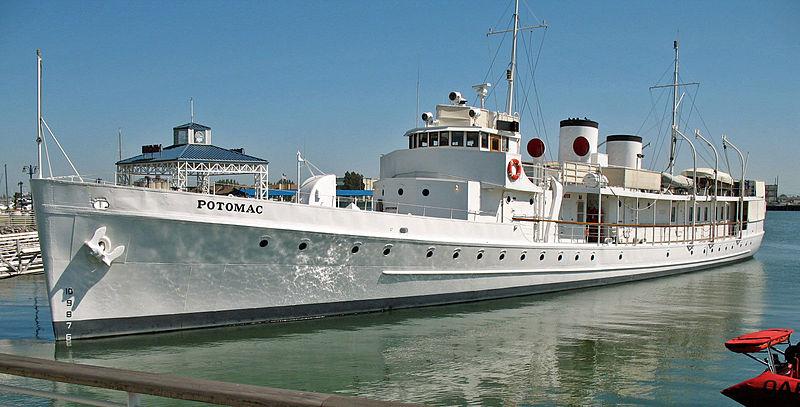 USS Potomac 2528Oakland 252C CA 2529