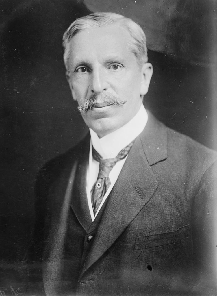 Potrait of Pedro Lascuráin, President of Mexico who had the shortest presidency in history