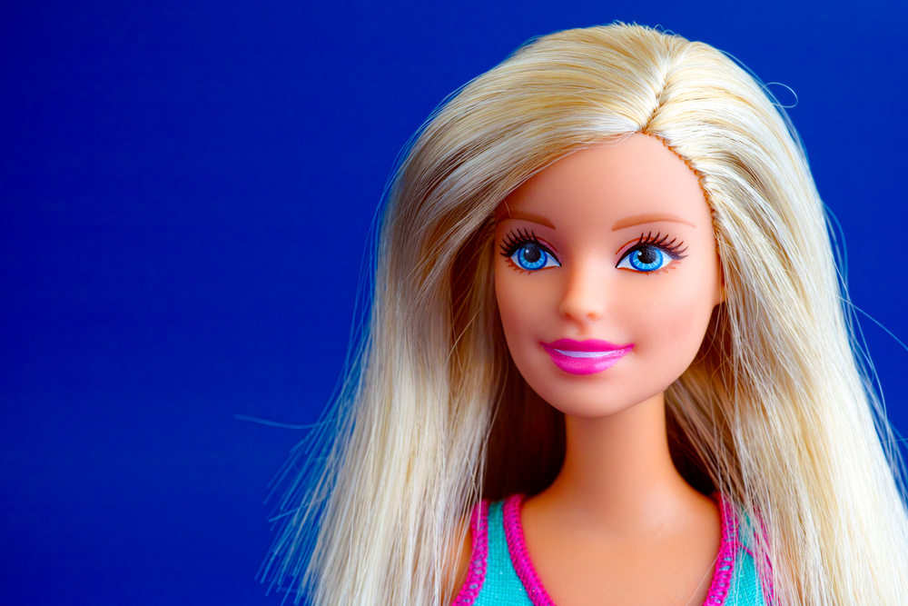 Photo of a Barbie Doll